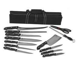 TitanChef Ultimate Knife Set 14 Piece Knives Utlity Steak Pa