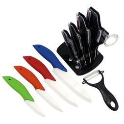 Ultra Sharp White Blade Ceramic Kitchen Chef Fruit Knives se