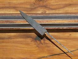 Vintage Sabatier Carbon Steel 4 inch Nogent Chefs Knife Blan