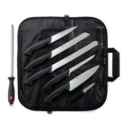 Wusthof Pro - 7 Pc Knife Kit