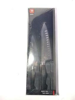 ZWILLING FOUR STAR 2-PC ROCK & CHOP KNIFE SET