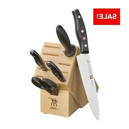 Zwilling® J.A. Henckels Twin Signature 6-Piece Knife Block